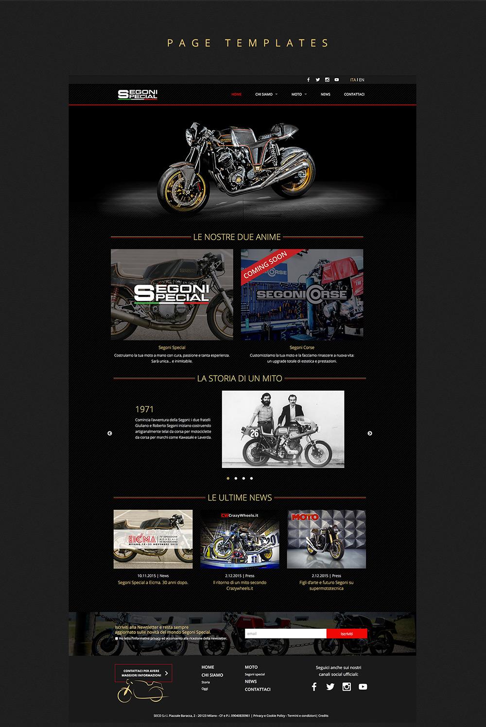 Website Segoni Special